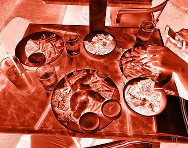 Food Digital Negative