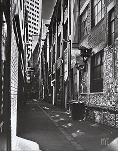 Alleyway Print