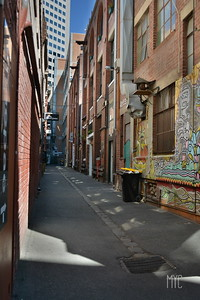 Australian Alleys