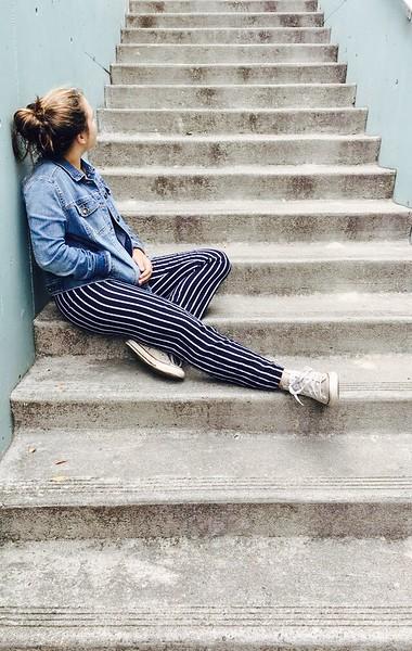 Steps upon steps