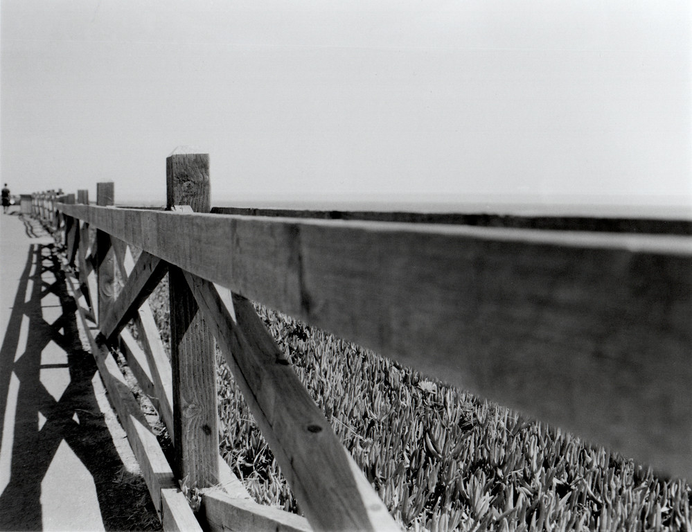 West Cliff Fence