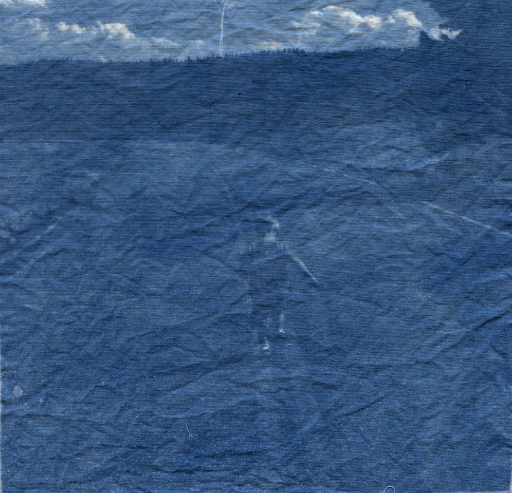 Aiden Cyanotype