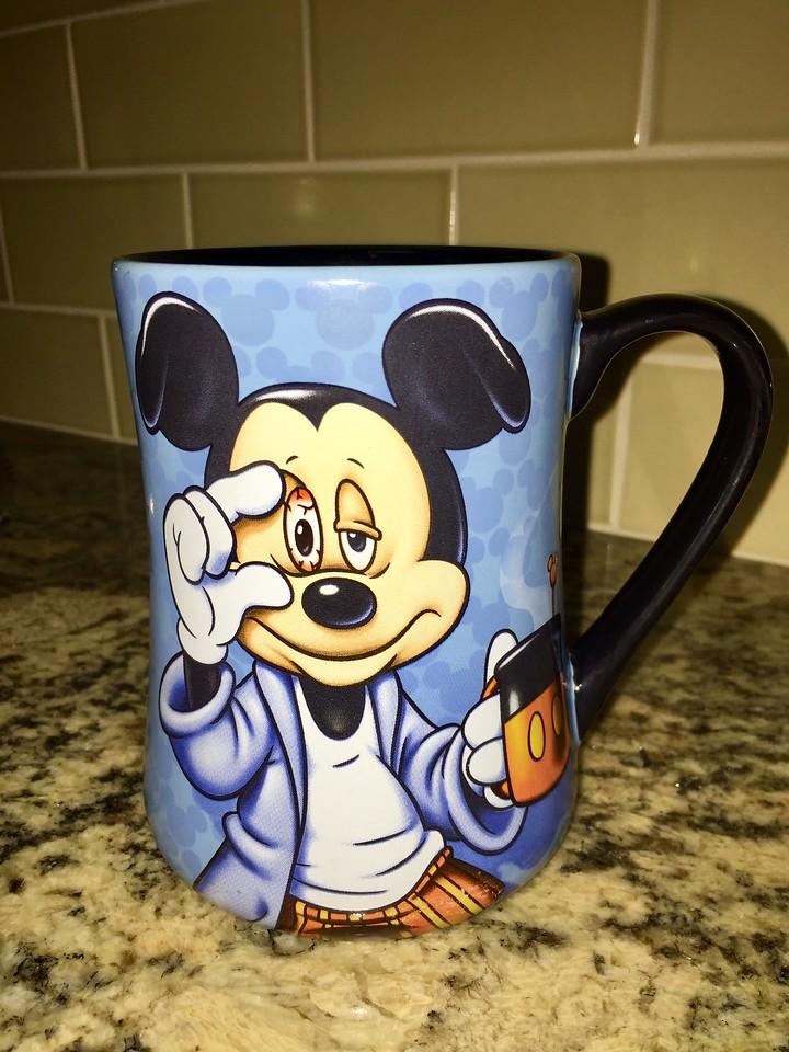 Mickey on Mondays