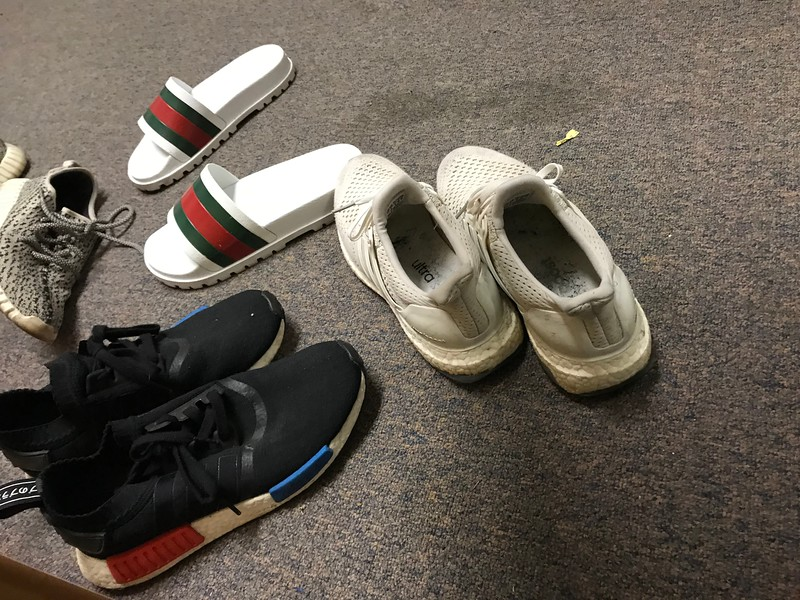 Dirty Shoes