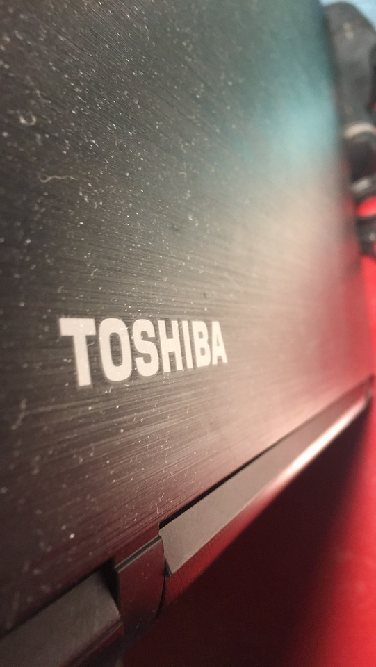 Toshiba Cover