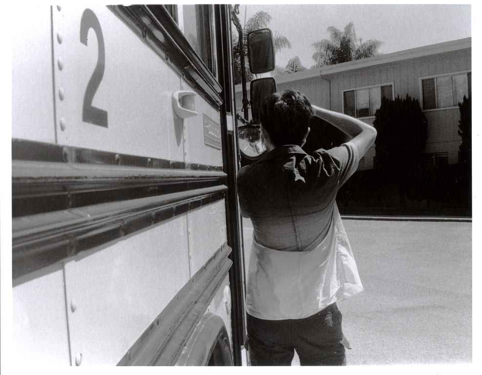 Bus and Camera