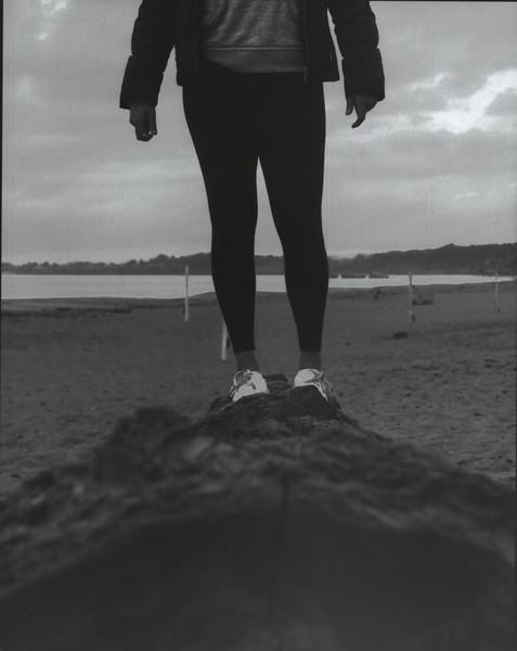 Digital Negative Print-Beach