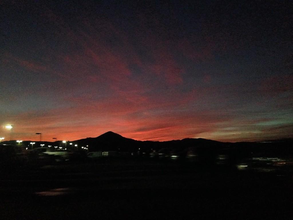 MoHill Sunset