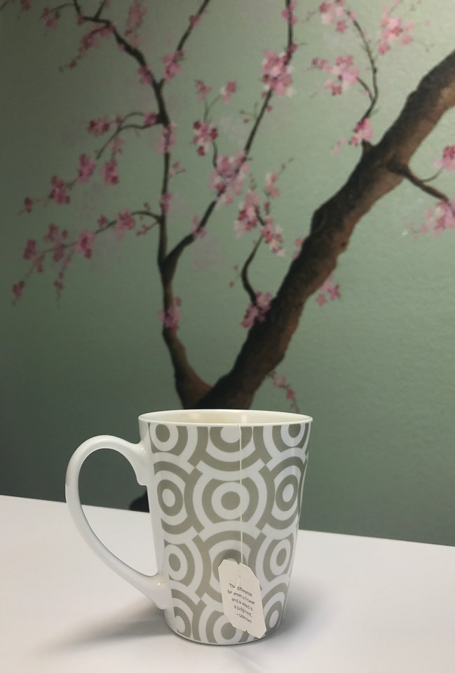 Tea Not Coffee