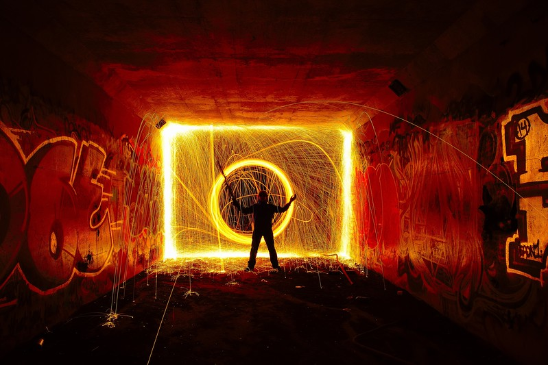 Fire in the Tunnel