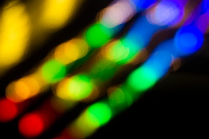 Pulsing lights