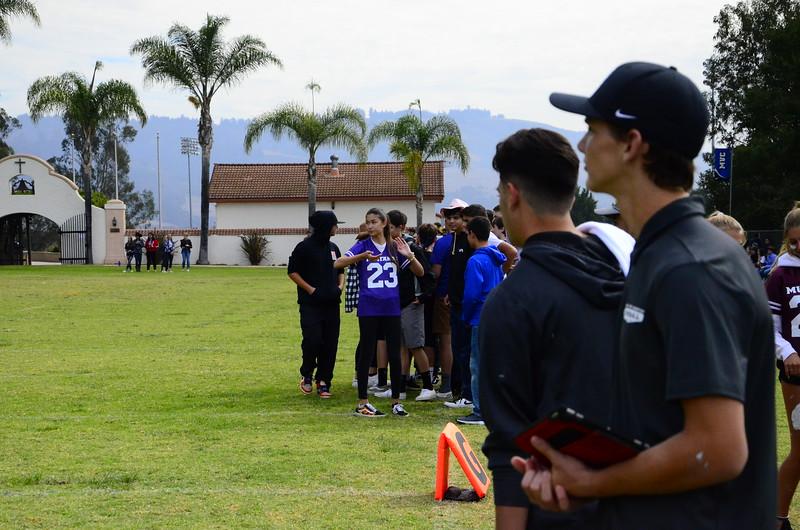 Freshman vs Sophomore