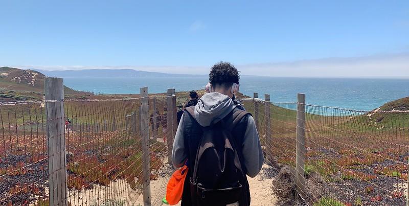 CSU Monterey Beach