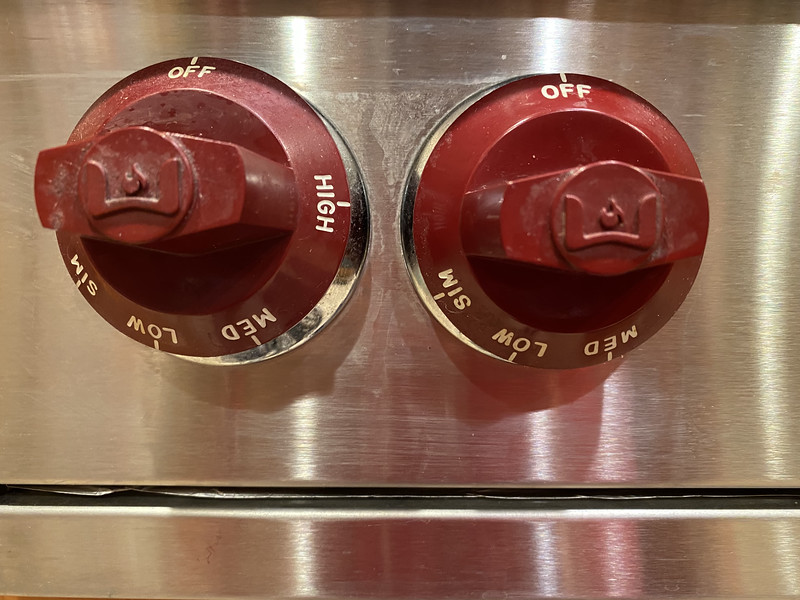 The stove heard an unfunny joke