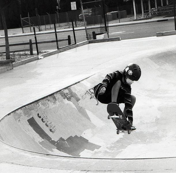 Skater Kid (from Film Roll 1)