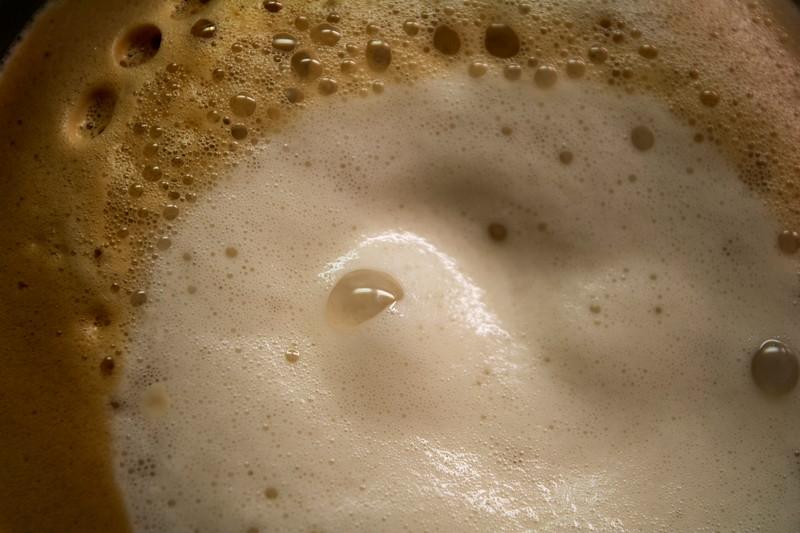 Latte Bubbles