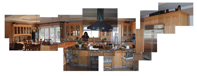Kitchen Panograph