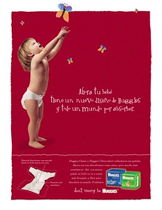 Agency: Ogilvy & Mather Argentina Client: Huggies