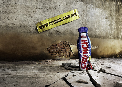 Agency: Saatchi & Saatchi Mexico Client: Crunch / Nestle