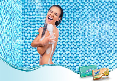 Agency: Grey Mexico Client: Procter & Gamble - Zest