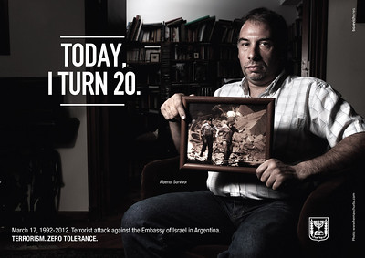 Alberto Agency: Basevich Crea Client: Embassy of Israel in Argentina