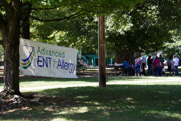Advanced ENT Allergy picnic