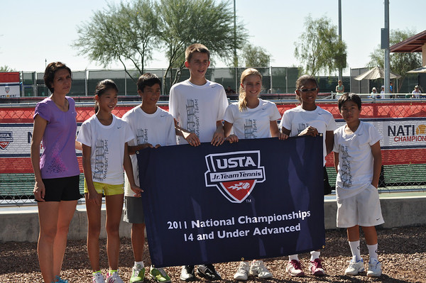 2011 Jr. Team Tennis National Championships