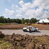 Groundbreaking for the UR Medicine Imaging Center and Mildred Levine Autism Clinic in Brighton, NY August 17, 2015.  // photo by J. Adam Fenster / University of Rochester