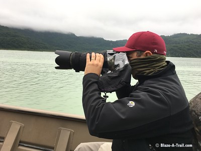 Kenai River Fishing Trip, Alaska (July 2017)