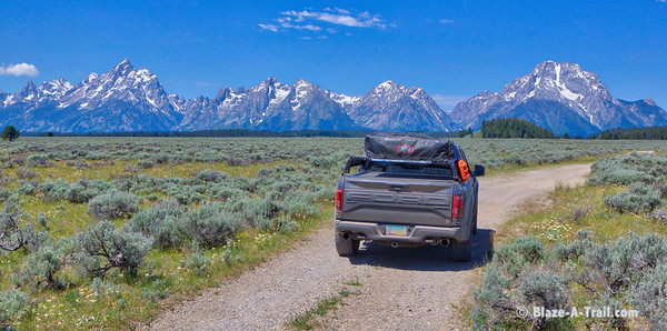 Father/Son Road Trip - Grand Teton and Yellowstone NP