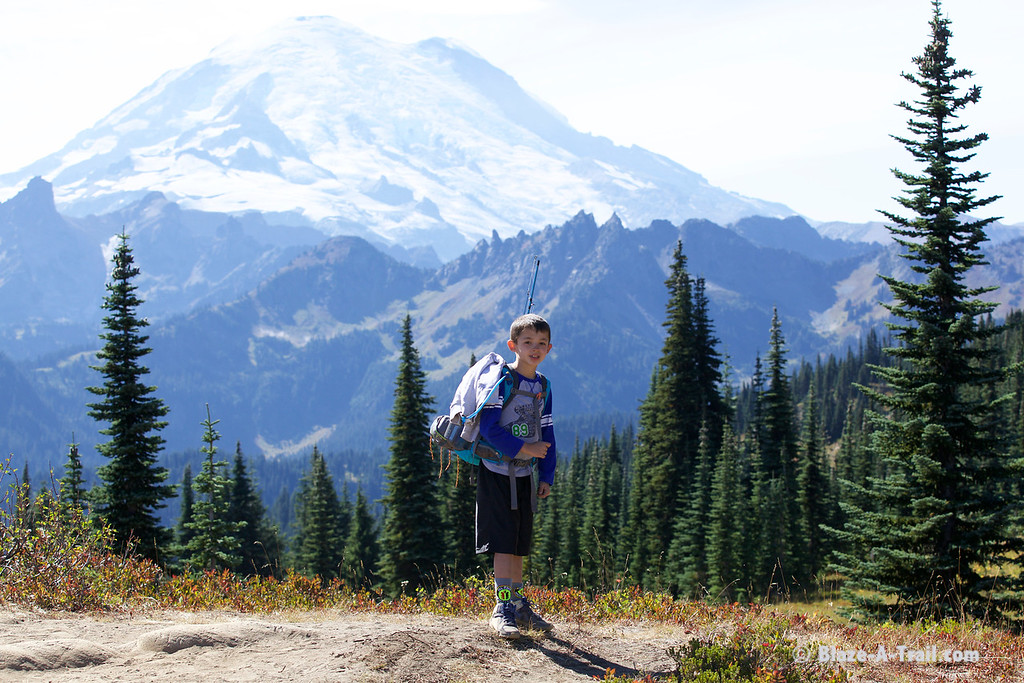 Mt. Rainier NP - Naches to Dewey Lake Loop Backpacking Adventure