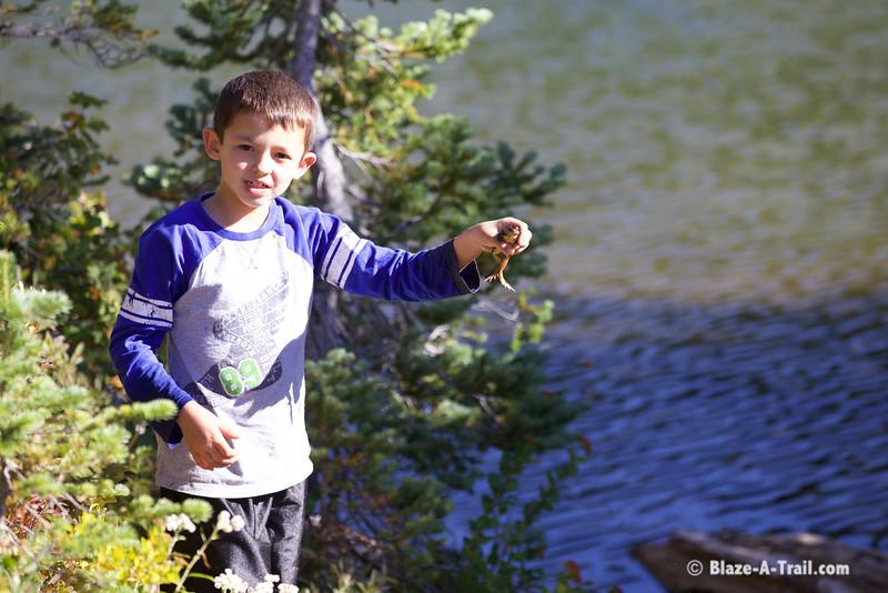Mt. Rainier NP - Naches to Dewey Lake Loop Backpacking Adventure