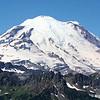 Mt. Rainier - view from top of Naches Peak (Chinook Pass)