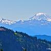 Mt. Adams wilderness view from Naches peak.