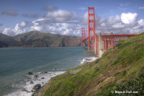 """Golden Gate Bridge (March 2011)<br /> See Blog Post: <a href=""""http://Blaze-A-Trail.blogspot.com/2011/07/golden-gate-bridge.html"""">http://Blaze-A-Trail.blogspot.com/2011/07/golden-gate-bridge.html</a>"""