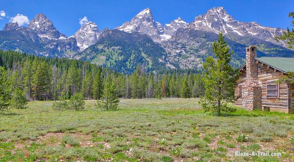 Father/Son Road Trip - Grand Teton and Yellowstone NP