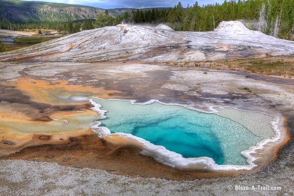 """Heart Geyser, Yellowstone National Park (August 2011) See Blog:  <a href=""""http://Blaze-A-Trail.blogspot.com/2011/12/yellowstone-geysers.html"""">http://Blaze-A-Trail.blogspot.com/2011/12/yellowstone-geysers.html</a>"""