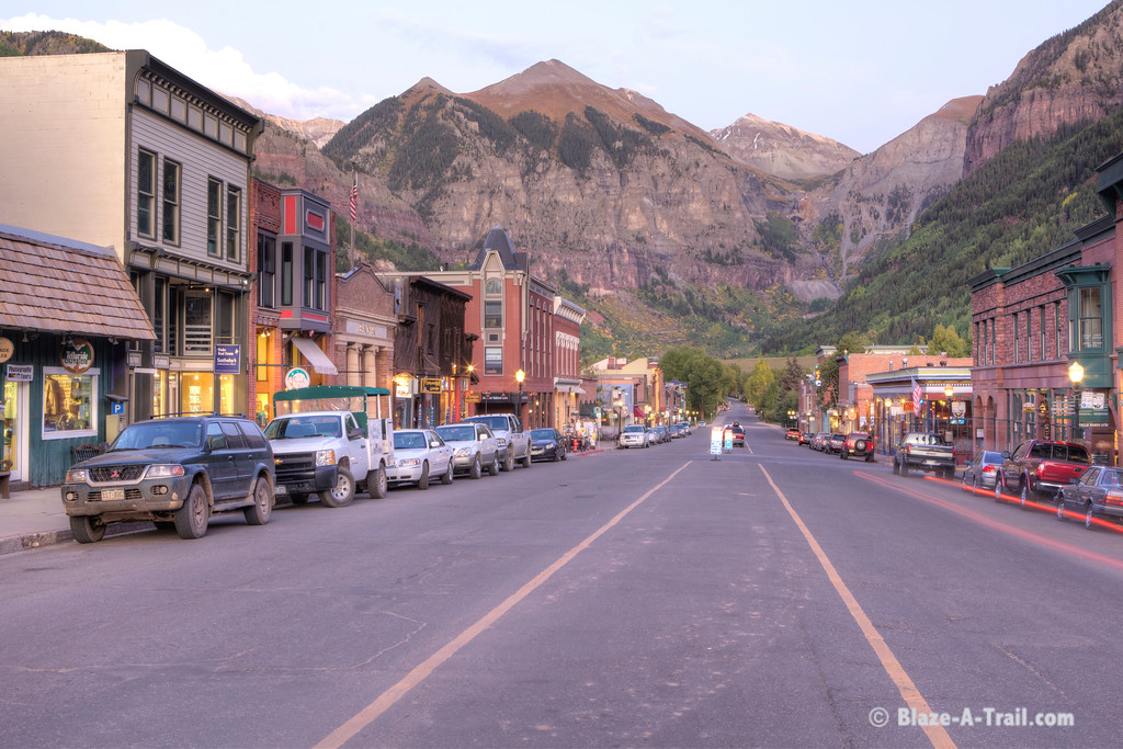 Telluride, Colorado (September 2011)