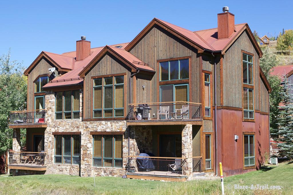Mountain Village Condo (Telluride, Colorado) September 2011
