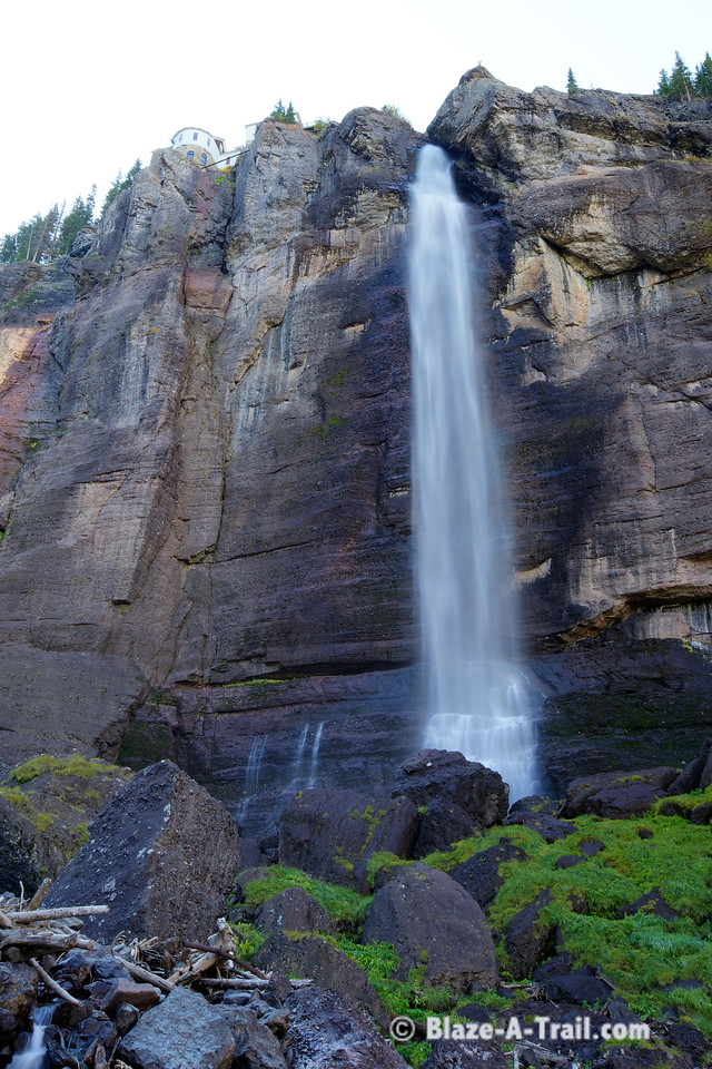 Bridal Veil Falls (Telluride, Colorado) September 2011