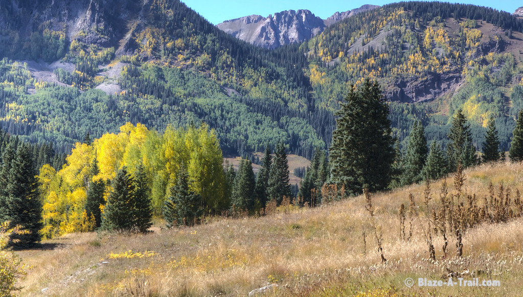 Trout Lake Road (Telluride, Colorado) September 2011