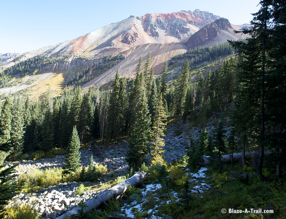 Views along Hope Lake Trail (Telluride, Colorado) September 2011
