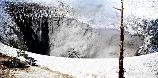 Mud Volcano<br /> Yellowstone National Park (September 17-20, 2009)