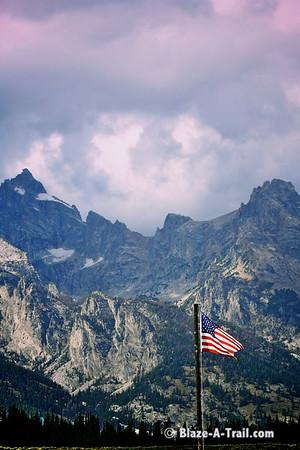 America the Beautiful!  <br /> Grand Teton National Park<br /> September 2009
