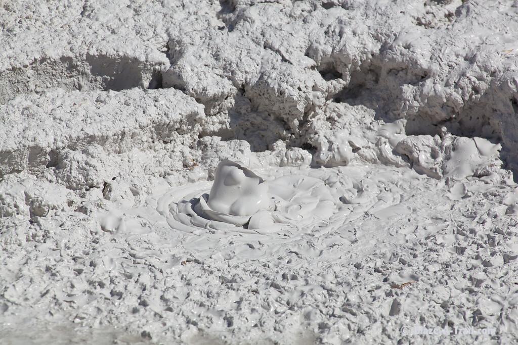 Artist Paint Pots - Yellowstone National Park (August 2011)