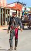 Gunfighters in Tombstone, Arizona - D3-C1-0359 - 72 ppi