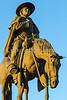 Father Kino statue in Tucson, AZ - C3-0043 - 72 ppi