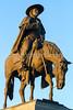 Father Kino statue in Tucson, AZ - C1 -0011 - 72 ppi