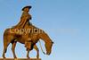Father Kino statue in Tucson, AZ - C3-0031 - 72 ppi