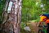 Mountain biker on LOViT singletrack near Blakely Mountain Dam -C2_D5A1847 - 72 ppi